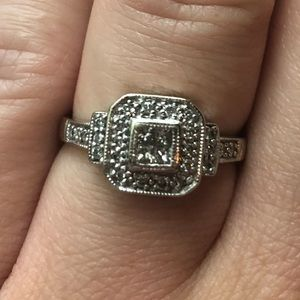 Diamond ring size 6
